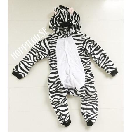 Djurdress - Zebra
