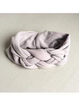 Fläta Fleece - Hårband