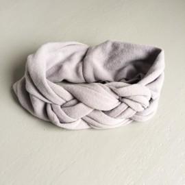 Hårband - Fläta Fleece