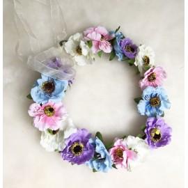Blomsterkrans - 4 färger
