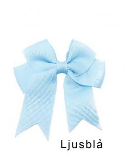Hårrosett - Klämma Elsa med monogram