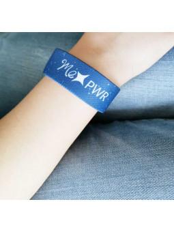 Me PWR - Armband Barncancerfonden