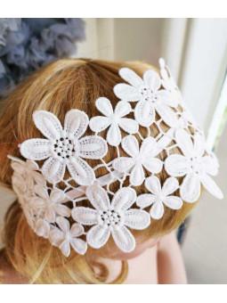 Blommigt - Hårband