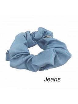 Hårsnodd - Scrunchie Siden