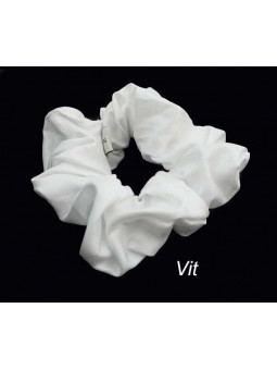 Hårsnodd - Scrunchie Microfiber