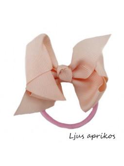 Hårsnodd - Iris Rosetten Liten
