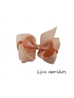 Hårklämmor - Iris Rosetten Stor