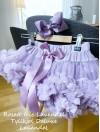 Tyllkjol deluxe Lavendel