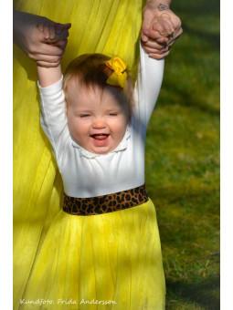 Hårklämmor - Iris Rosetten Liten