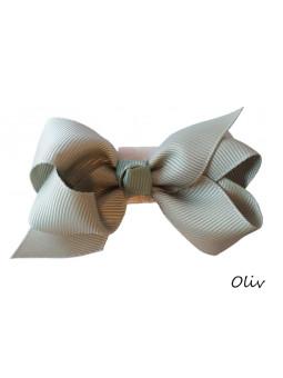 Hundrosett - Iris Liten Oliv