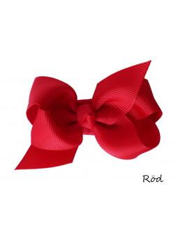 Hundrosett - Iris Liten Röd