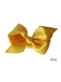 Hundrosett - Iris Liten Gul