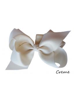 Hundrosett - Iris Stor Cremé