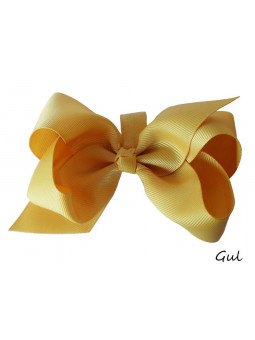 Hundrosett - Iris Stor Gul
