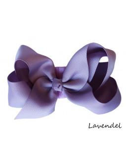 Hundrosett - Iris Stor Lavendel
