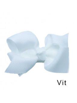 Rosettbrosch - Iris Stor Vit