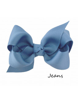 Rosettbrosch - Iris Stor Jeans