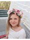 Blomsterkrans - Gammelrosa Dröm
