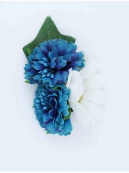 Hårklämma blommor - Midsommardröm