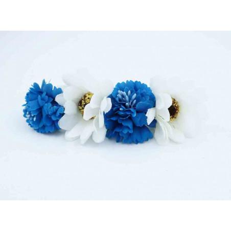Hårspänne blommor - Midsommardröm