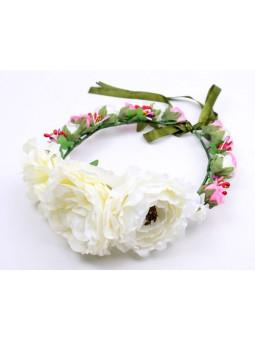 Blomsterkrans - Pion