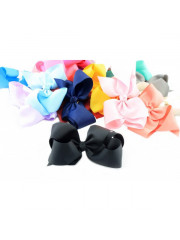 Köp fina hårklämmor med rosetter här! Alltid fri frakt hos hoppiloo.se