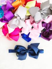 Stort sortiment utav ljuvliga hårband med smala band till baby & barn